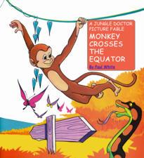 Monkey Crosses The Equator