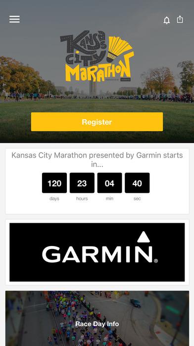 Kansas City Marathon On The App Store