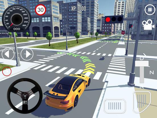 Screenshot 1 Fahrschule 3D