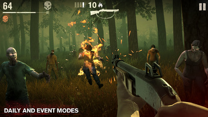 Screenshot 5 Into the Dead 2