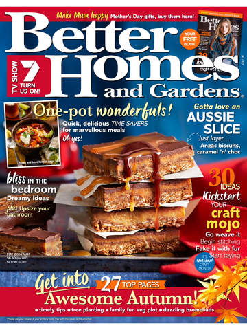 Better homes and gardens australia on the app store Better homes and gardens au