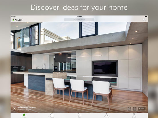 Houzz interior design ideas on the app store Houzz design app