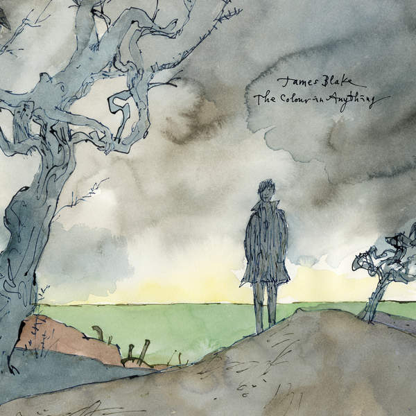 James Blake - The Colour in Anything [iTunes Plus AAC M4A] (2016)
