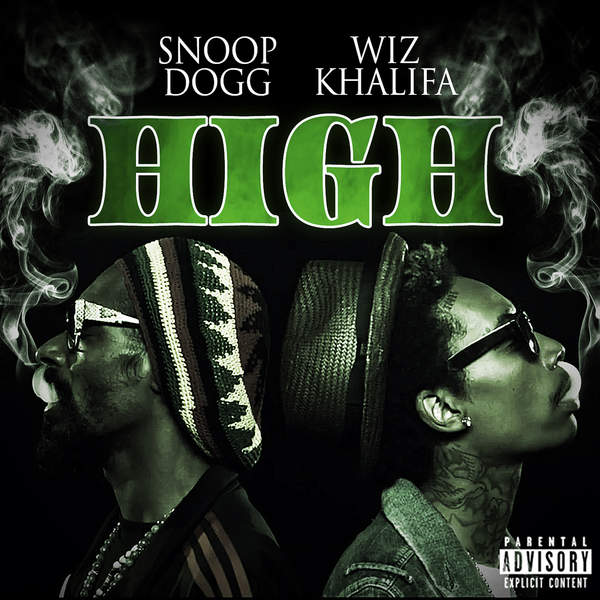 Wiz Khalifa & Snoop Dogg - High [iTunes Plus AAC M4A] (2016)