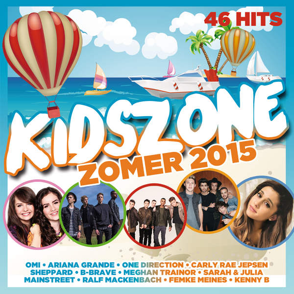 VA-Kidszone Zomer 2015-2CD-FLAC-2015-JLM Download