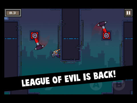 League of Evil 2 iOS Screenshots