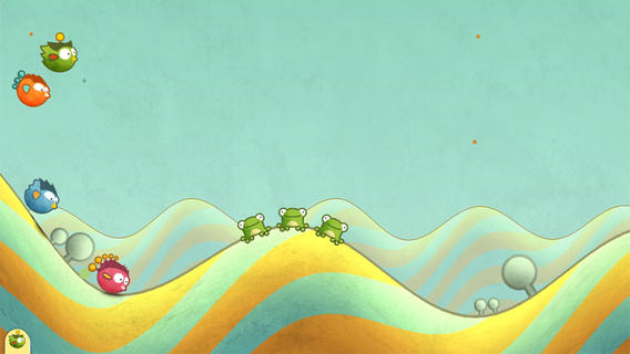 Screenshot 1 Tiny Wings