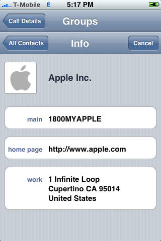 iPhone Screenshot 2