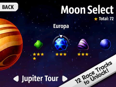 Screenshot 4 Lunar Racer