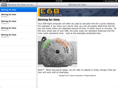 Captura de ecrã do iPad 3