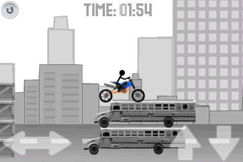 Doodle Moto Race Screenshot
