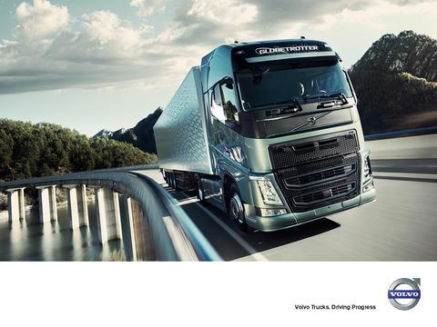 New Volvo FH - UK