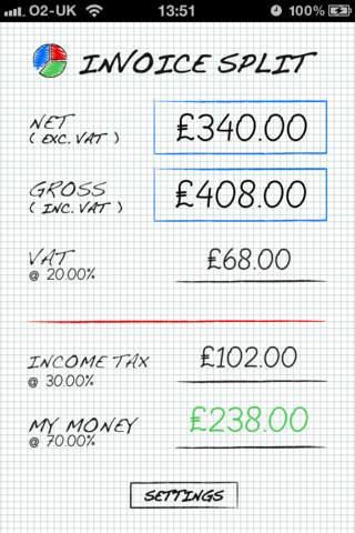 Invoice Split
