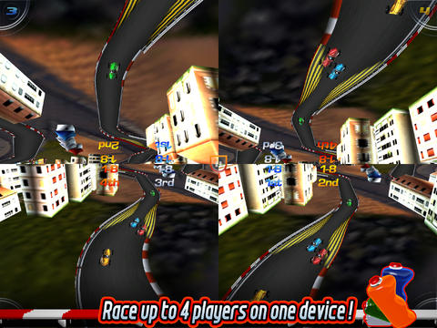 Screenshot 4 SlotZ Racer 2 HD