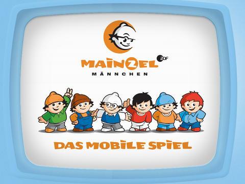 Mainzelmännchen iOS Screenshots
