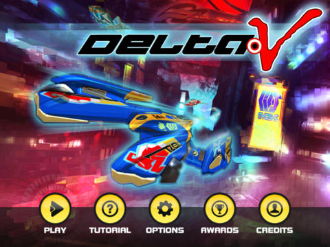 Delta-V Racing iOS Screenshots