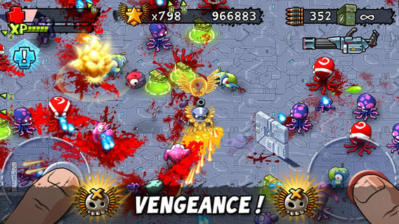 Screenshot 4 Monster Shooter: The Lost Levels