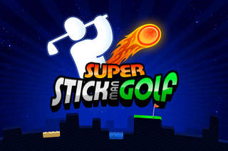 Super Stickman Golf iOS Screenshots