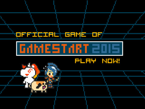 GameStart 2015 Official Game iOS Screenshots