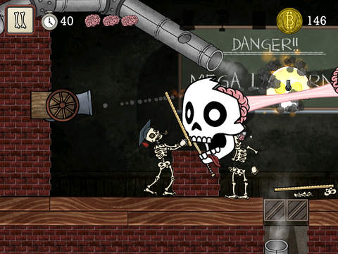 Screenshot 2 Skullduggery!