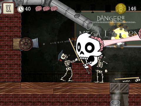 Skullduggery! iOS
