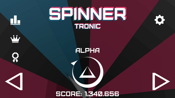 Spinner Tronic iOS
