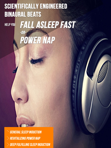 Binaural Sleep Beats - Insomnia Sounds Screenshot
