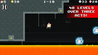 Owen's Odyssey iOS Screenshots