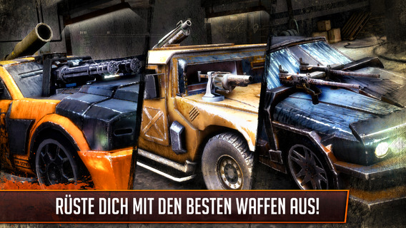 Death Race: The Game! iPhone iPad