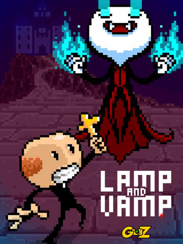 Lamp And Vamp iOS Screenshots