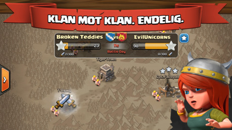 Clash of Clans iPhone app afbeelding 5