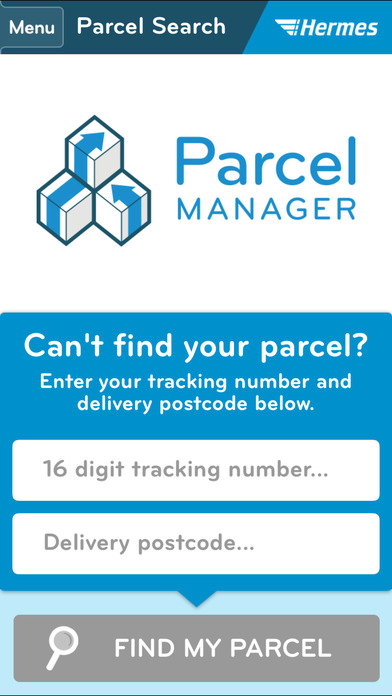 myHermes Contact Numbers