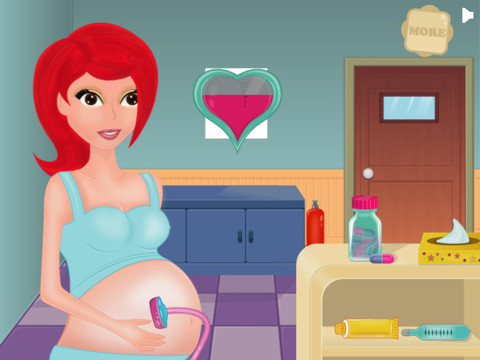 Мультики для девочек беременные девочки