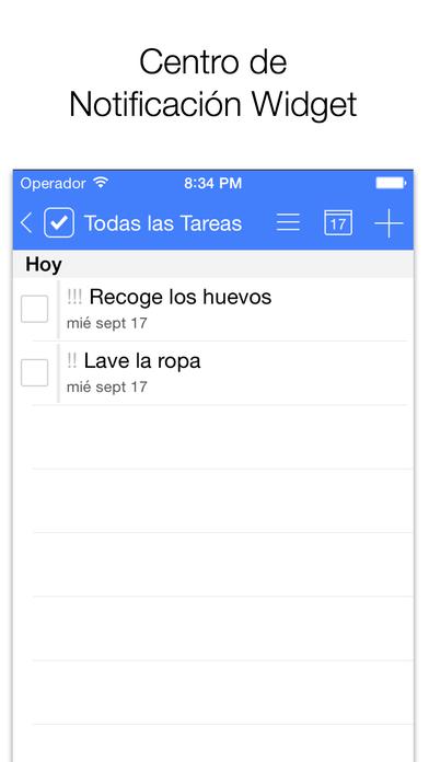 Todo -La lista de tareas ORIGINAL Screenshot