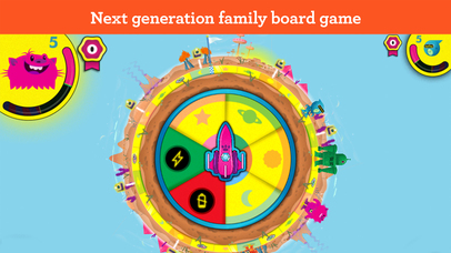 Space Adventure: A Family Board Game iPhone