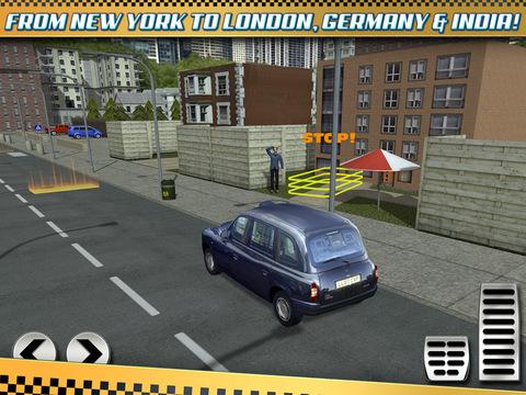taxi parking simulator gratuit jeux de voiture de course par play with friends games ltd. Black Bedroom Furniture Sets. Home Design Ideas
