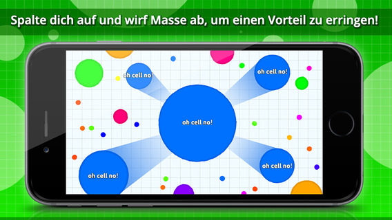 Agar.io iPhone iPad