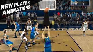 NBA 2K15 iOS Screenshots