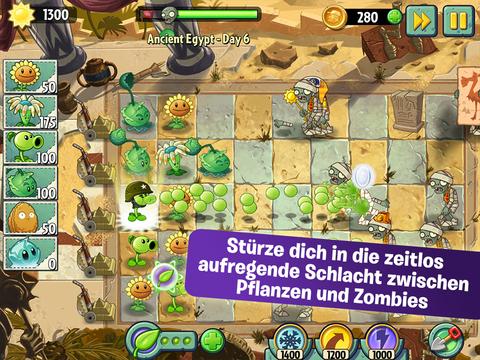 Plants vs zombies 2 erhält großes update android und ios
