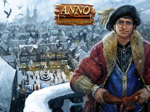 ANNO: Erschaffe ein Königreich iOS Screenshots
