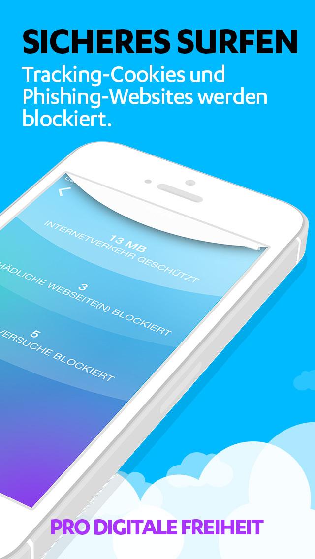 VPN kostenlos für iPhone & iPad: F Secure Freedome VPN 1 Jahr testen
