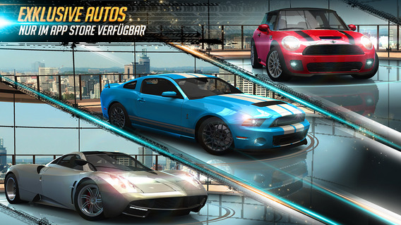 Nitro Nation Online iPhone iPad