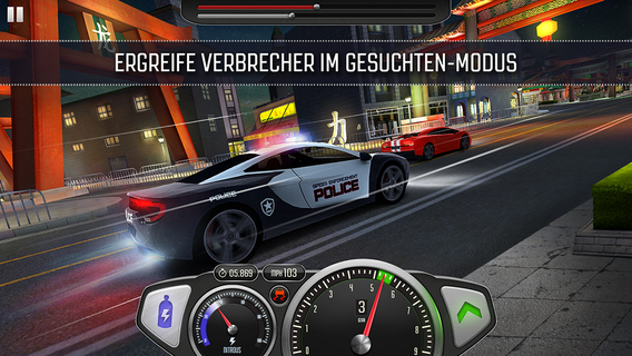Top Speed: Drag & Fast Racing iPhone iPad