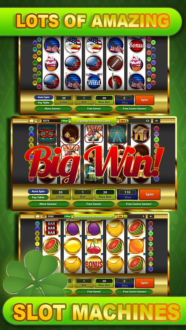 Bonus slot machines fun orleans casino entertainment