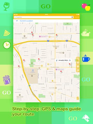 Wohin Gehen? PRO - Sehenswürdigkeiten mit GPS finden Screenshot