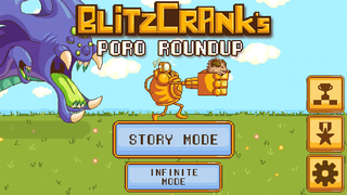 Blitzcrank's Poro Roundup iOS Screenshots
