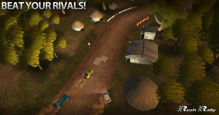 Rush Rally iOS Screenshots