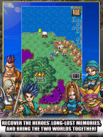 Dragon Quest VI iPad