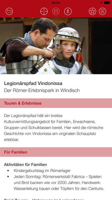 Museum Aargau Screenshot