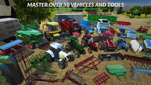 Farming PRO 2015 iPhone iPad